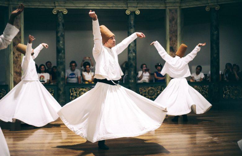 Танец дервишей - культурный феномен