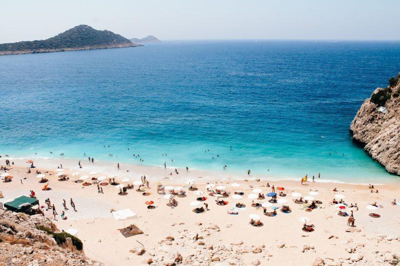 Отдых в Турции на пляже